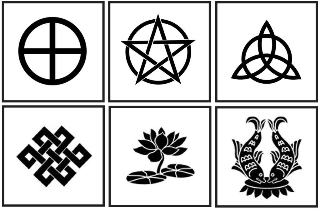 Conoce el significado de símbolos sagrados