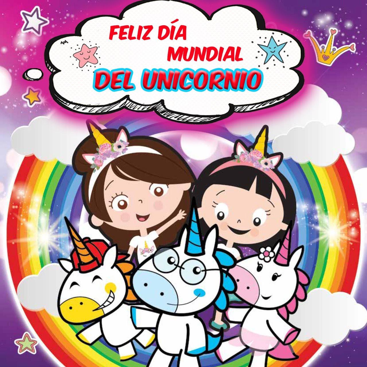 9 de Abril, Día Mundial del Unicornio!!!