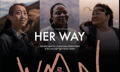 Her Way: Salomon rompe estereotipos con nuevo cortometraje