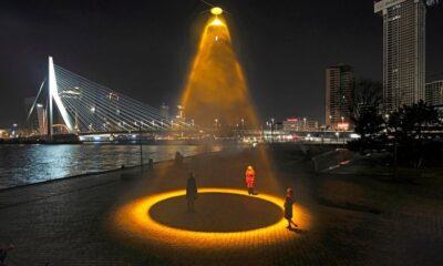 Urban Sun: una luz ultravioleta que elimina al COVID-19