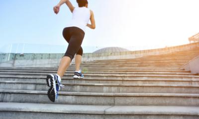 Subir escalones: El ejercicio complementario ideal para corredores